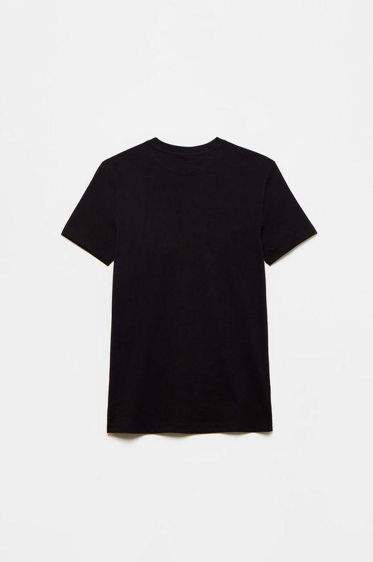OVS - T-shirt dziecięcy czarny