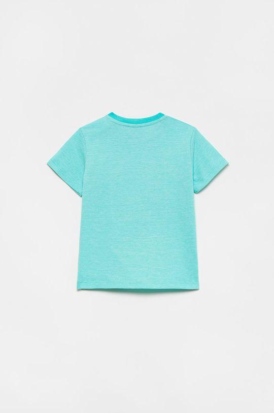 OVS - Dětské tričko světle tyrkysová