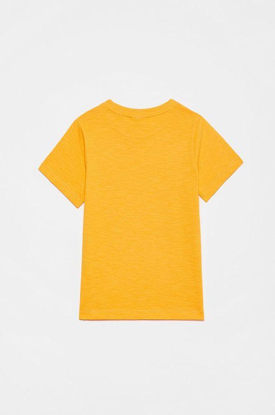 OVS - T-shirt dziecięcy koralowy