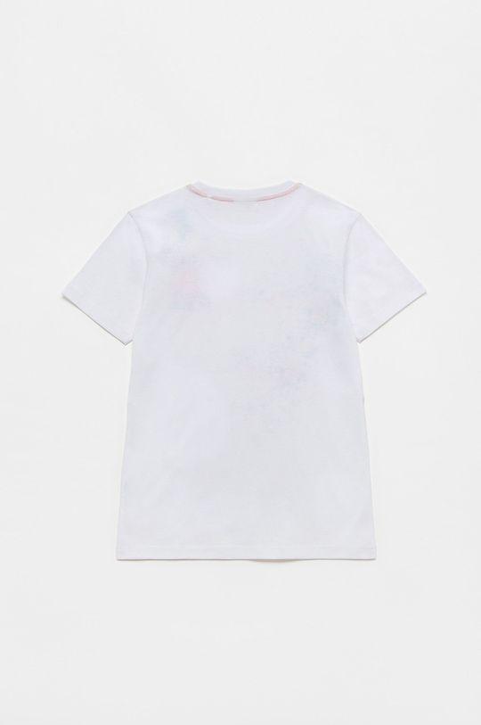 OVS - T-shirt dziecięcy biały