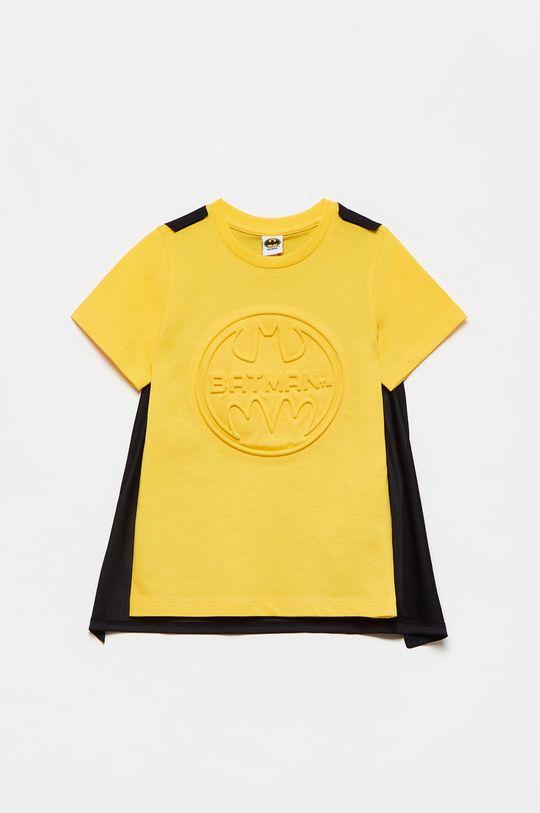 jasny pomarańczowy OVS - T-shirt dziecięcy Chłopięcy
