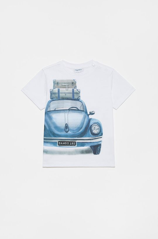 bílá OVS - Dětské tričko Chlapecký