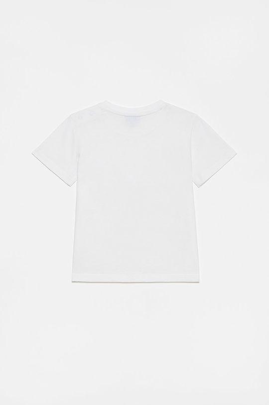 OVS - Dětské tričko bílá