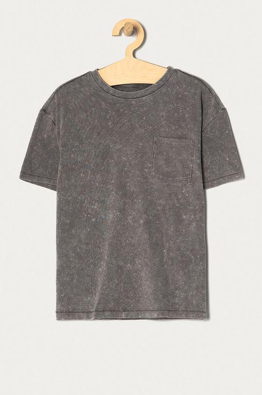 jasny szary GAP - T-shirt dziecięcy 128-188 cm Chłopięcy