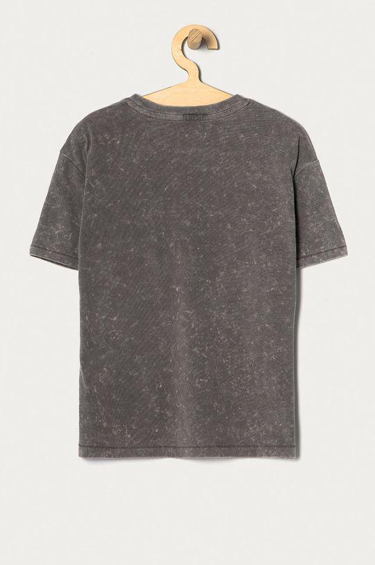 GAP - T-shirt dziecięcy 128-188 cm jasny szary