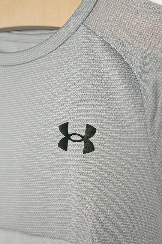 Under Armour - Dětské tričko 122-170 cm světle šedá