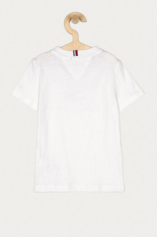Tommy Hilfiger - T-shirt dziecięcy 74-176 cm biały