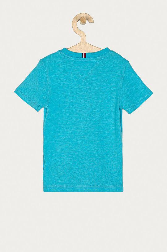 Tommy Hilfiger - T-shirt dziecięcy 74-176 cm niebieski