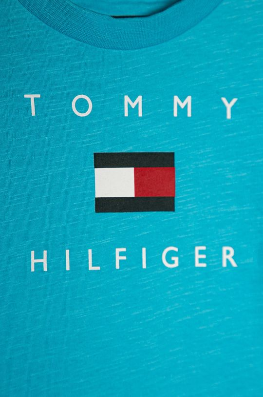 Tommy Hilfiger - T-shirt dziecięcy 74-176 cm 100 % Bawełna organiczna