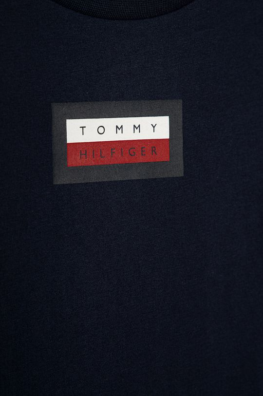 Tommy Hilfiger - Tricou copii 74-176 cm bleumarin