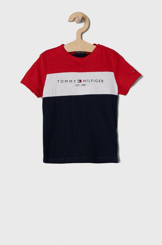 granatowy Tommy Hilfiger - T-shirt dziecięcy 86-176 cm Chłopięcy