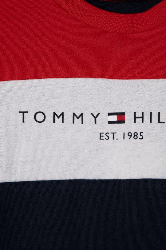 Tommy Hilfiger - T-shirt dziecięcy 86-176 cm granatowy