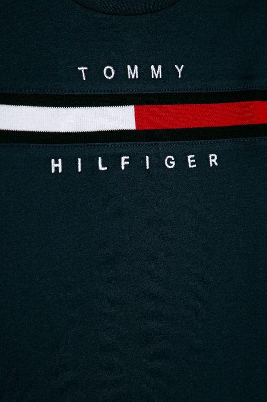 Tommy Hilfiger - Dětské tričko 104-176 cm námořnická modř