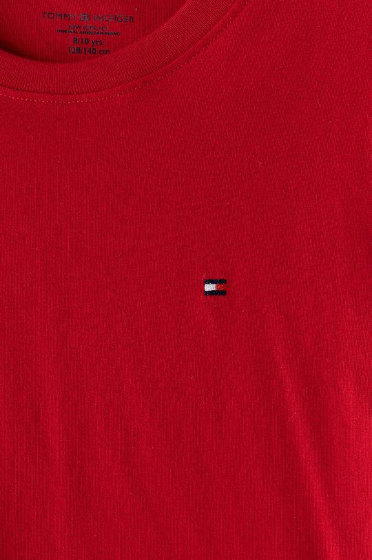 czerwony Tommy Hilfiger - T-shirt dziecięcy (2-pack) 128-164 cm