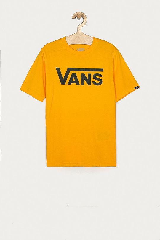 galben Vans - Tricou copii 129-173 cm De băieți