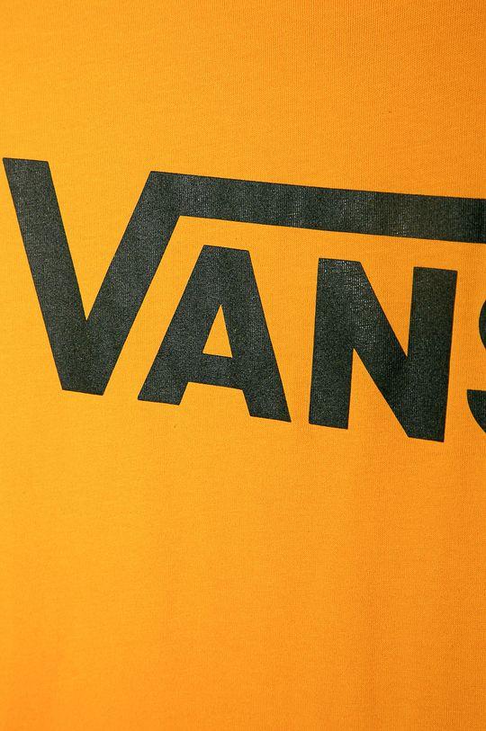 Vans - Tricou copii 129-173 cm galben