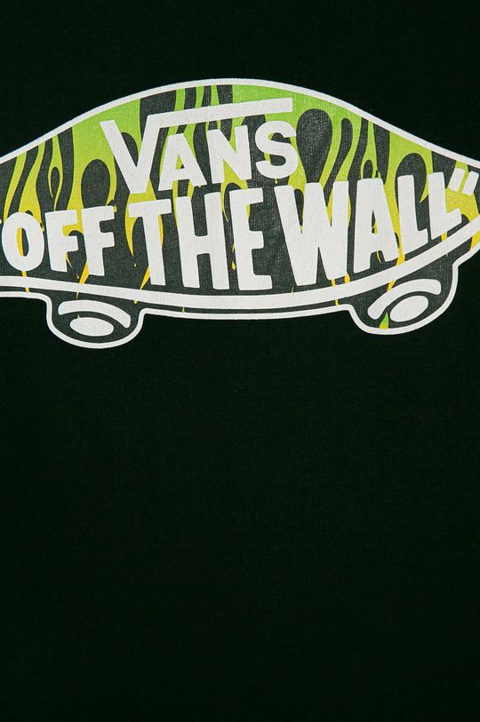 Vans - Detské tričko 129-173 cm čierna