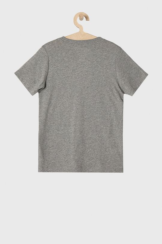 Nike Kids - T-shirt dziecięcy 122-170 cm jasny szary