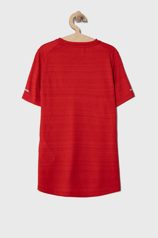Nike Kids - T-shirt dziecięcy 122-170 cm czerwony