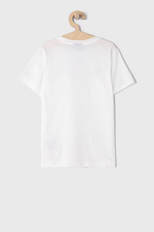 Champion - Detské tričko 102-179 cm biela