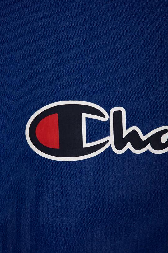 Champion - T-shirt dziecięcy 102-179 cm niebieski