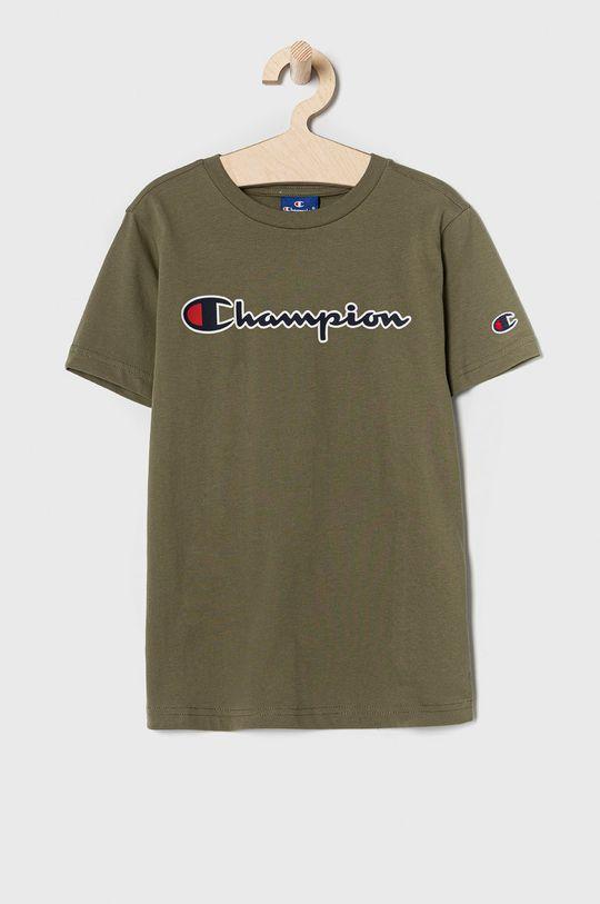 jasny turkusowy Champion - T-shirt dziecięcy 102-179 cm Chłopięcy