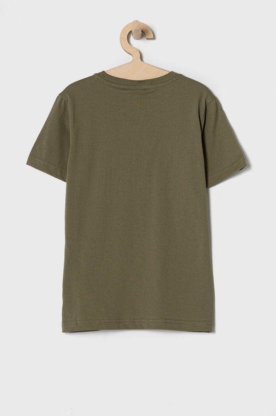 Champion - T-shirt dziecięcy 102-179 cm jasny turkusowy