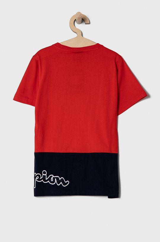 Champion - T-shirt dziecięcy 102-179 cm czerwony
