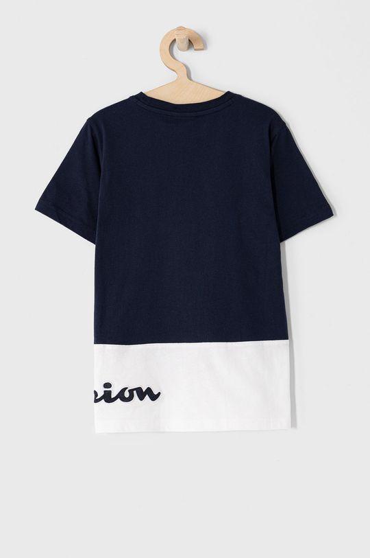 Champion - T-shirt dziecięcy 102-179 cm granatowy
