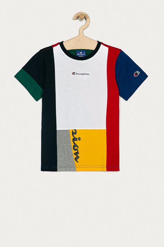 viacfarebná Champion - Detské tričko 102-179 cm Chlapčenský