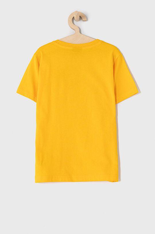 Champion - Dětské tričko 102-179 cm. žlutá