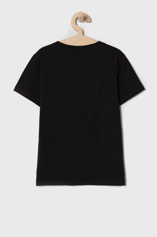 Champion - T-shirt dziecięcy 102-179 cm. czarny