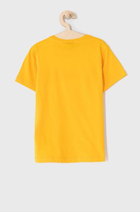 Champion - T-shirt dziecięcy 102-179 cm żółty