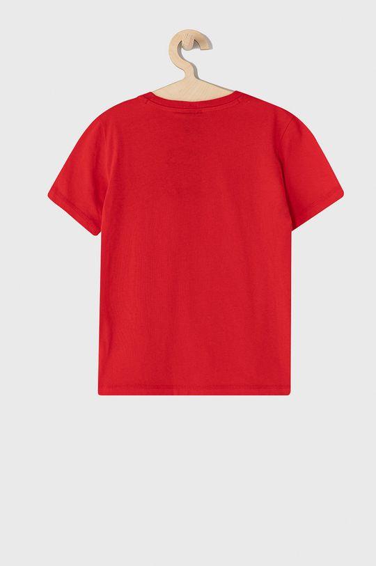 Champion - T-shirt dziecięcy 102-179 cm ostry czerwony