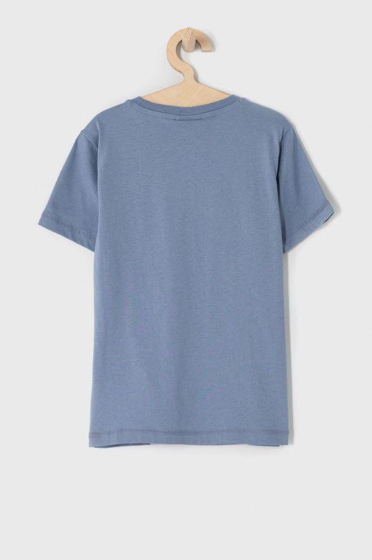 Champion - Detské tričko 102-179 cm modrá