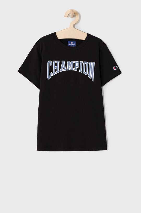 černá Champion - Dětské tričko 102-179 cm Chlapecký