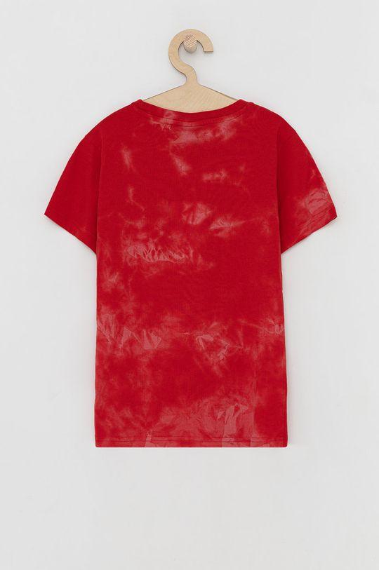 Champion - T-shirt bawełniany dziecięcy czerwony