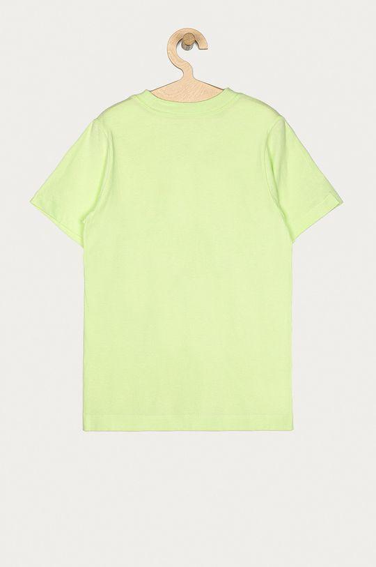 Nike Kids - Dětské tričko 122-170 cm žlutě zelená