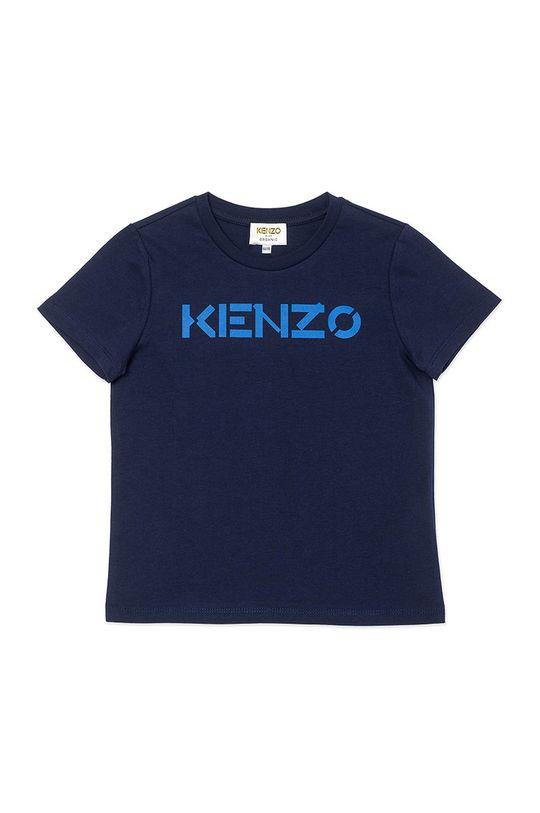 námořnická modř KENZO KIDS - Dětské tričko 128-152 cm Chlapecký