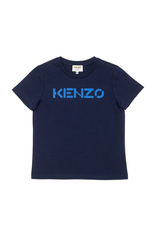 námořnická modř KENZO KIDS - Dětské tričko Chlapecký