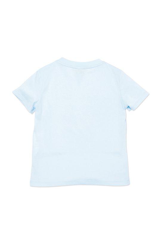KENZO KIDS - T-shirt dziecięcy blady niebieski