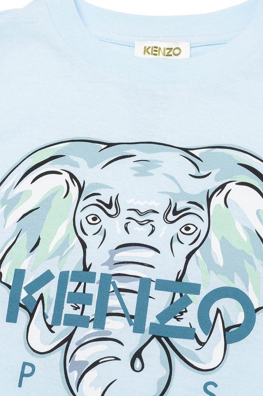 KENZO KIDS - T-shirt dziecięcy 100 % Bawełna organiczna