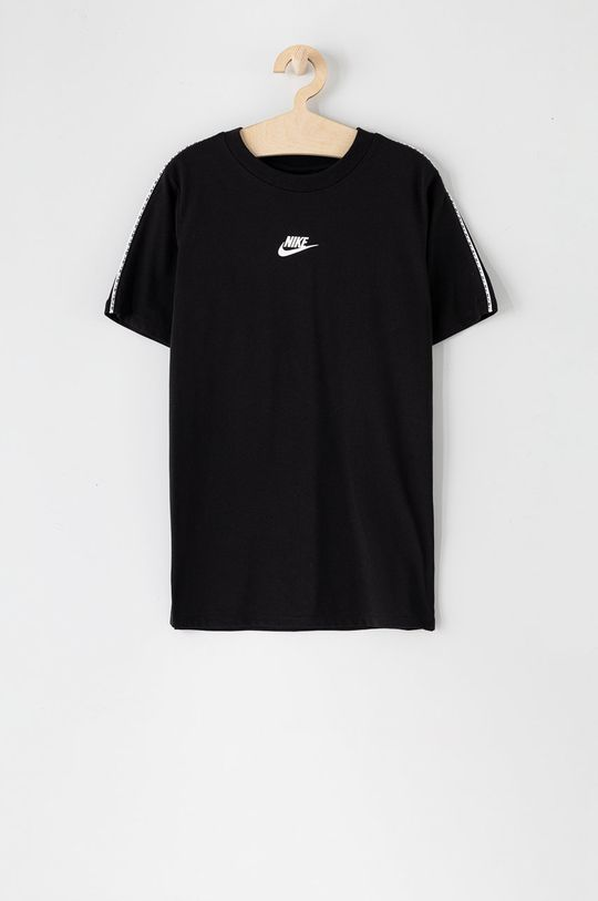 czarny Nike Kids - T-shirt dziecięcy Chłopięcy