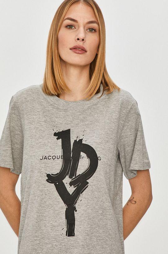 světle šedá Jacqueline de Yong - Tričko