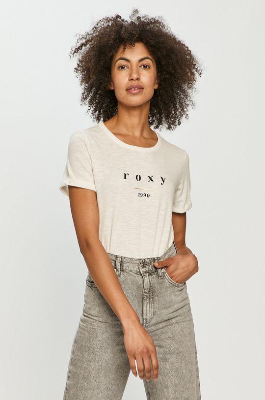 biały Roxy - T-shirt Damski