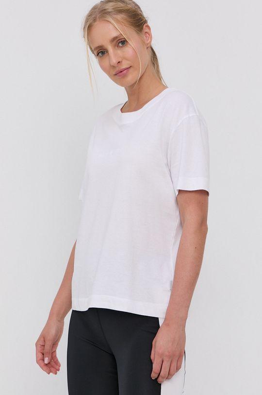 biały Quiksilver - T-shirt Damski