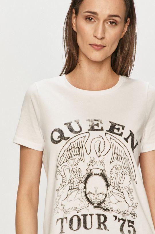 bílá Vero Moda - Tričko