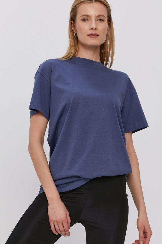stalowy niebieski Vero Moda - T-shirt Damski