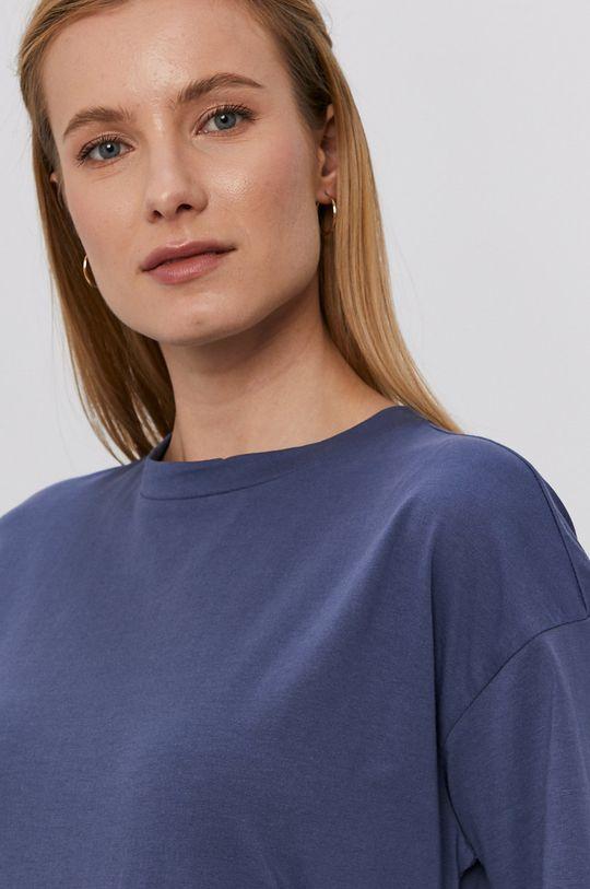 stalowy niebieski Vero Moda - T-shirt