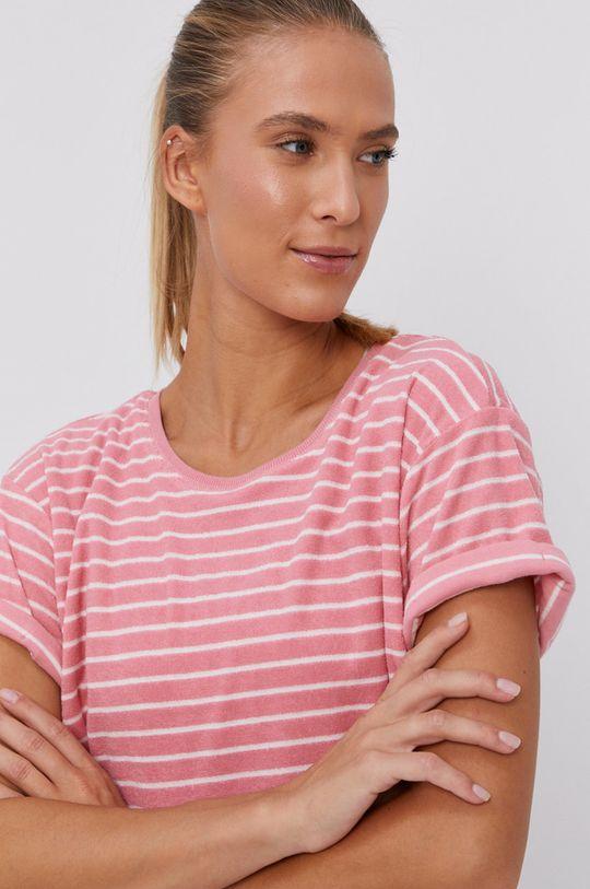 różowy Protest - T-shirt